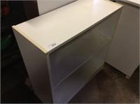 White Utility Shelf