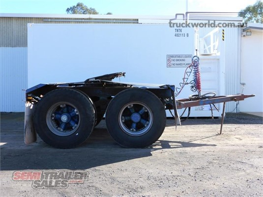 2005 Howard Porter Dolly - Trailers for Sale