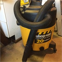 Shop Vac Contractor 20 Gallon Wet Dry Vac