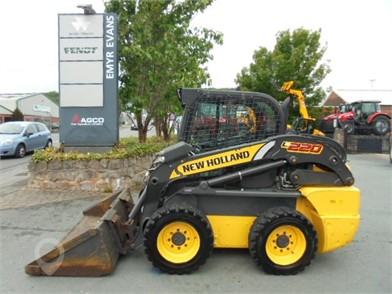NEW HOLLAND Skid Steers for sale in the United Kingdom - 9 Listings