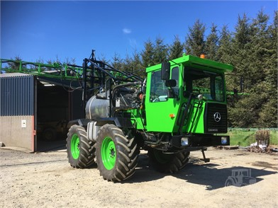 MERCEDES-BENZ UNIMOG For Sale - 6 Listings | TractorHouse com - Page
