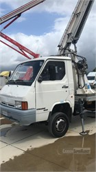 NISSAN TRADE 100  used