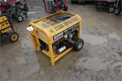 an Industrial 8000 Generator Other Auktionsergebnisse - 1 ... on