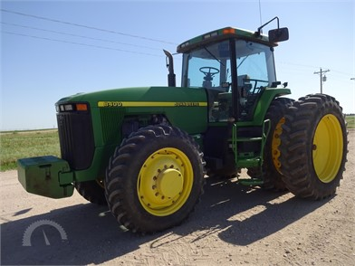 JOHN DEERE 8400 Auction Results - 49 Listings | AuctionTime