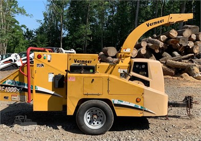 Vermeer Wood Chippers Forestry Equipment For Sale By A&A Enterprises