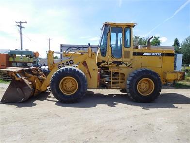 DEERE 624G For Sale - 15 Listings | MachineryTrader com