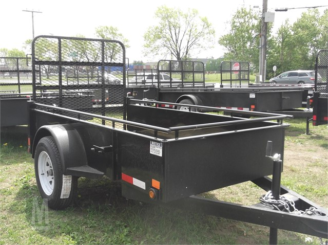 Utility Trailers For Sale Ontario >> 2019 Canada Trailers Mfg Ut58 3k 5x8 Utility Trailer For