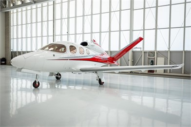 CIRRUS VISION SF50 Aircraft For Sale - 17 Listings | Controller com