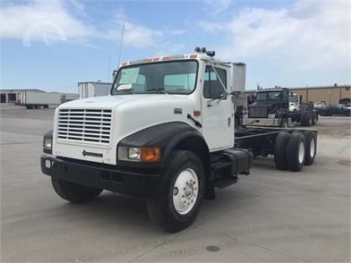 INTERNATIONAL 4900 Heavy Duty Trucks Auction Results - 150