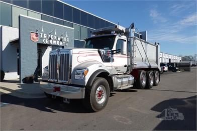 Kenworth W990 Dump Trucks For Sale By Truckworx Kenworth Mobile