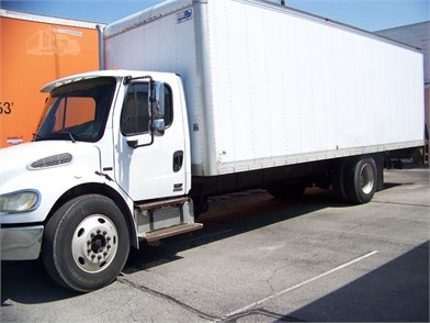 Proxy Equipment | Dry Van Trucks / Straight Trucks For Sale