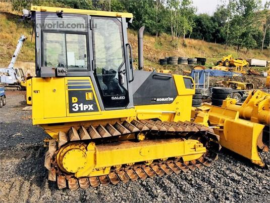 2009 Komatsu D31PX-21 - Heavy Machinery for Sale