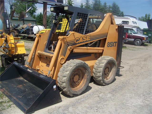 2000 CASE 85 XT For Sale In Bad Axe, Michigan