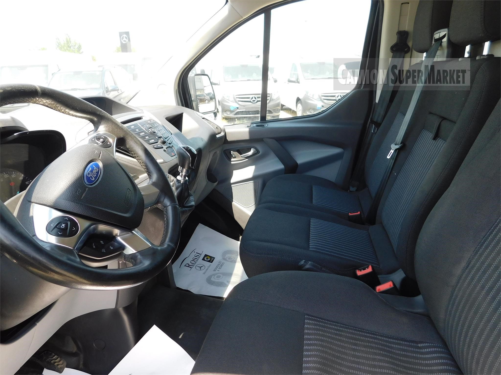 Ford TRANSIT CONNECT used 2016