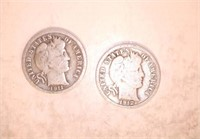2/26 Morgan & Peace Dollars - 1994 Ford F150- 1958 Mercedes