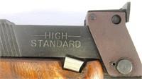 High Standard Supermatic Citation Pistol cal. 22