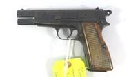 Browning Made in Belgium Pistol cal. 9mm SN: