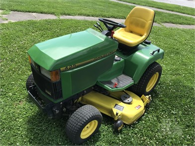 JOHN DEERE 425 For Sale - 57 Listings | TractorHouse com - Page 1 of 3
