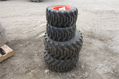 KUBOTA BX 2660 R-4 Tires And Rims Auction Results - 2 ... on