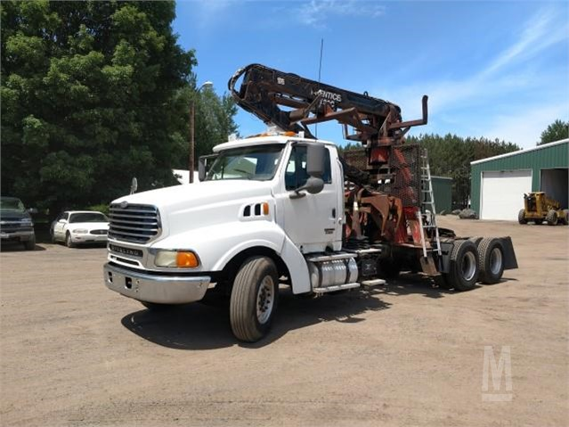 2002 STERLING L9500 For Sale In Three Lakes, Wisconsin