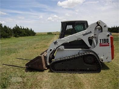 bobcat t190 at machinerytrader com