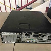 HP Compaq 6000 Pro SFF PC-2UA12307V4