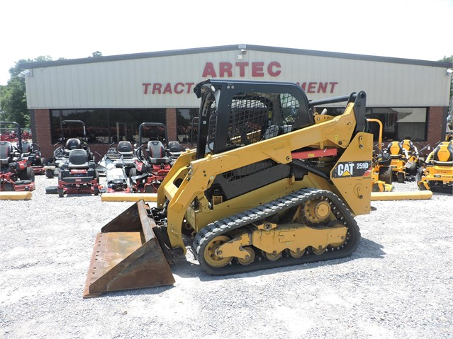 2015 CAT 259D For Sale In Nauvoo, Alabama