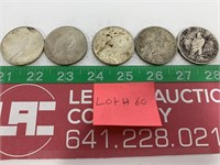 Frank Peters Coin Collection Auction