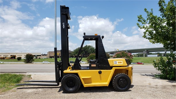 CATERPILLAR Forklifts Auction Results - 2563 Listings