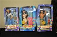 Disney Pocahontas Dolls