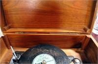 Wind Up Vintage Music Box