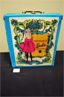 Vintage Barbie of the World Doll Case