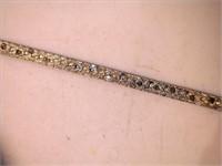 10 Sterling Silver Bracelets