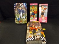 7/21 Collectibles!! Barbies, Jewelry, McDonalds, Hallmark,