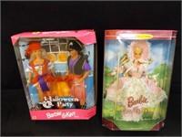 Barbie and Ken - 4 count