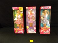 Easter Barbies - 3 count