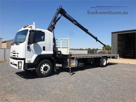 2008 Isuzu FVD 1000 Long - Trucks for Sale