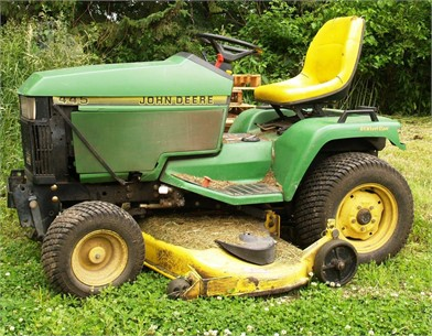 John Deere 445 For Sale 19 Listings Tractorhousecom Page 1 Of 1