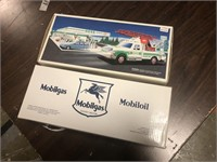 HESS AND MOBILGAS TRUCK
