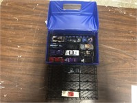 DIECAST CARS WITH CASE