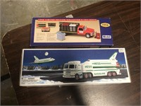 MOBIL AND HESS TRUCK