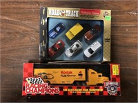 DIECAST CARS AND TRUCK