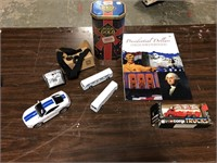 DIECAST, TIN AND COIN BOOK