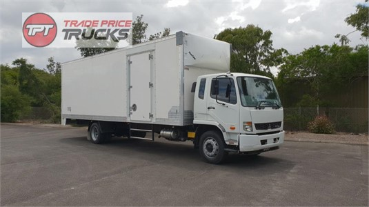 2013 Fuso Fighter 1627 FM Trade Price Trucks  - Trucks for Sale