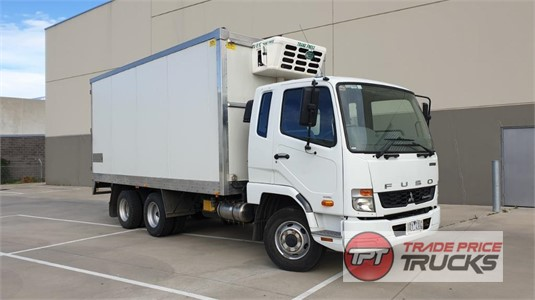 2014 Fuso Fighter 1024 Auto Trade Price Trucks  - Trucks for Sale