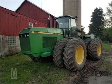 JOHN DEERE 8560 For Sale - 14 Listings | MarketBook co za - Page 1 of 1