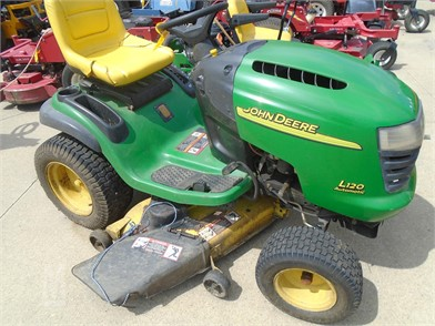 JOHN DEERE L120 For Sale - 14 Listings | MarketBook ca - Page 1 of 1