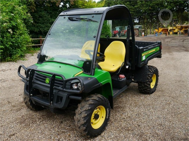 John Deere Gators >> 2012 John Deere Gator Xuv 855d For Sale In Sudbury Suffolk United Kingdom