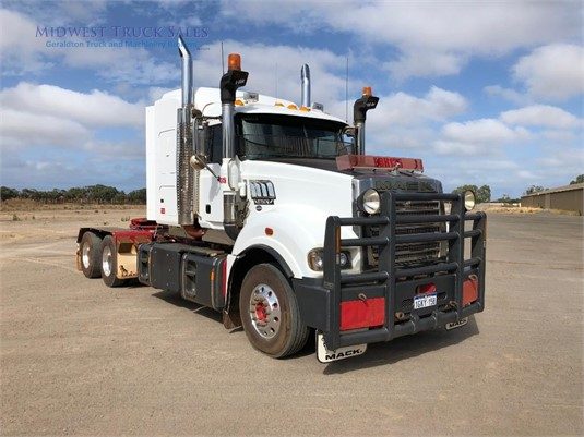 2017 Mack Titan Midwest Truck Sales - Trucks for Sale