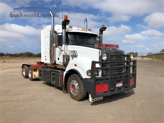 2017 Mack Titan - Trucks for Sale